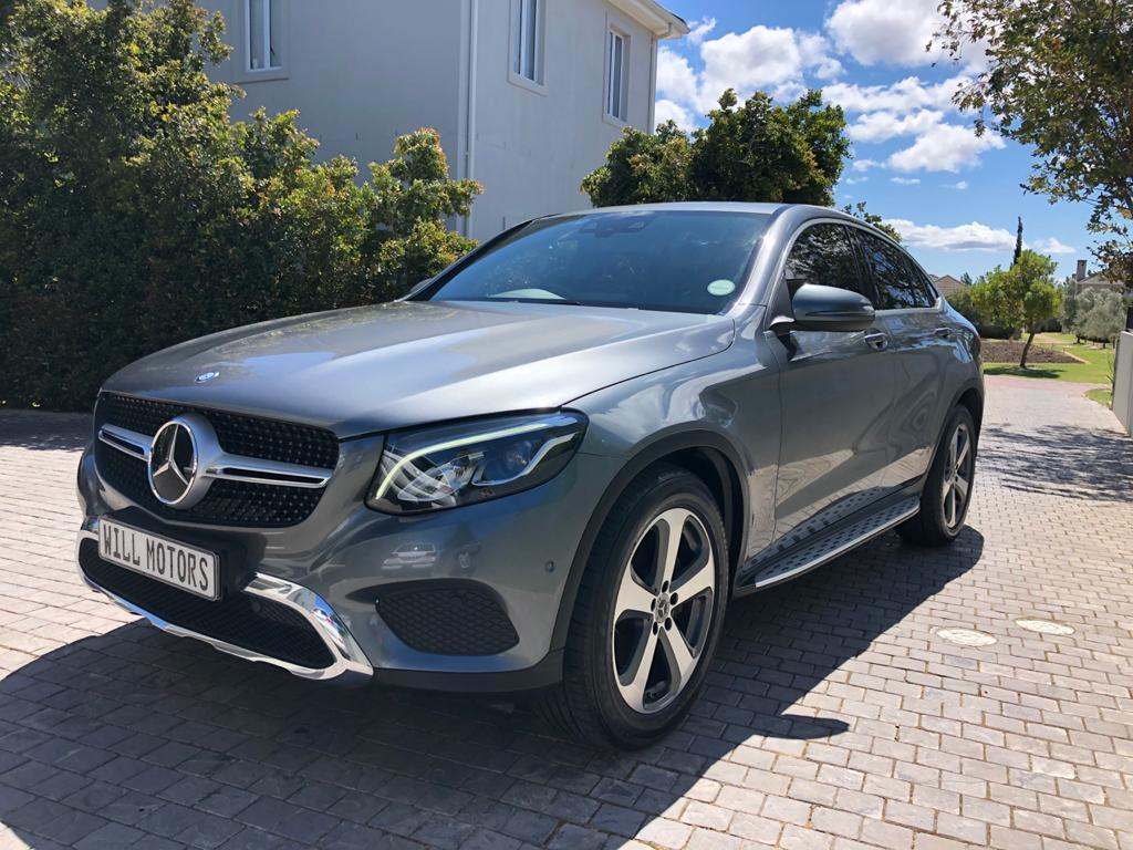 2017 Mercedes Benz GLX350d Coupe (6)